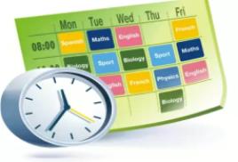 Сформировано расписание на учебный год